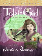 The Toki-Girl and the Sparrow-Boy, Book 5