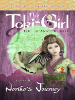 The Toki-Girl and the Sparrow-Boy, Book 5