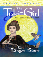 The Toki-Girl and the Sparrow-Boy, Book 6: The Dragon Sisters