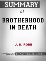 Summary of Brotherhood in Death