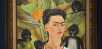 You Know Frida Kahlo's Face. Now You Can (Probably) Hear Her Voice.