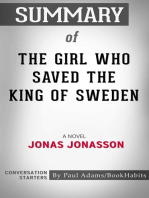 Summary of The Girl Who Saved the King of Sweden
