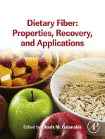Dietary Fiber: Properties, Recovery, and Applications