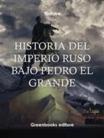 Historia del Imperio Ruso bajo Pedro El Grande