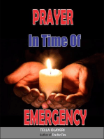 Prayer in Time of Emergency