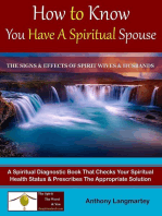 How to Know You Have A Spiritual Spouse