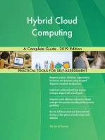 Hybrid Cloud Computing A Complete Guide - 2019 Edition