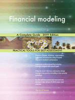 Financial modeling A Complete Guide - 2019 Edition