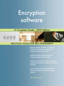 Encryption software A Complete Guide - 2019 Edition