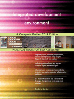 Integrated development environment A Complete Guide - 2019 Edition