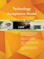 Technology Acceptance Model A Complete Guide - 2019 Edition