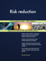 Risk reduction A Complete Guide - 2019 Edition