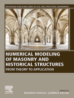 Numerical Modeling of Masonry and Historical Structures: From Theory to Application