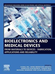 Bioelectronics and Medical Devices: From Materials to Devices - Fabrication, Applications and Reliability