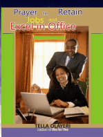 Prayer to Retain Job and Excel in Office