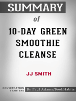 Summary of 10-Day Green Smoothie Cleanse