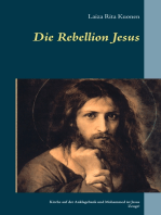 Die Rebellion Jesus