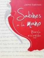 Sabines a la mano: Poesía escogida