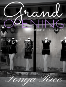 Grand Opening: A Novella: The Boutique Series, #1