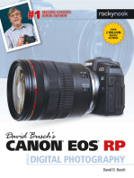 David Busch's Canon EOS RP Guide to Digital Photography