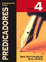 Bosquejos para Predicadores Vol. IV