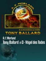 Tony Ballard #3 - Vögel des Todes