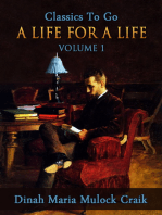 A Life for a Life, Volume 1 (of 3)