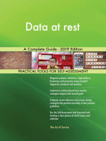 Data at rest A Complete Guide - 2019 Edition