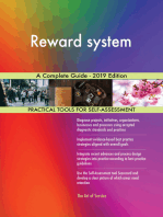 Reward system A Complete Guide - 2019 Edition