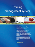 Training management system A Complete Guide - 2019 Edition