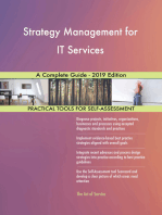 Strategy Management for IT Services A Complete Guide - 2019 Edition