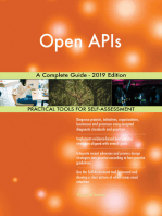 Open APIs A Complete Guide - 2019 Edition