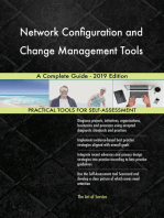 Network Configuration and Change Management Tools A Complete Guide - 2019 Edition