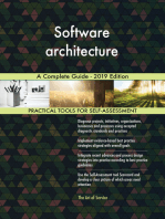 Software architecture A Complete Guide - 2019 Edition