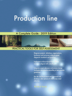 Production line A Complete Guide - 2019 Edition