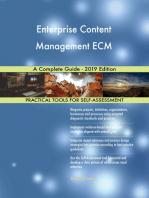 Enterprise Content Management ECM A Complete Guide - 2019 Edition