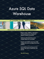 Azure SQL Data Warehouse A Complete Guide - 2019 Edition