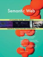 Semantic Web A Complete Guide - 2019 Edition