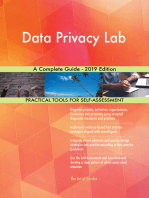 Data Privacy Lab A Complete Guide - 2019 Edition