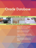 Oracle Database A Complete Guide - 2019 Edition