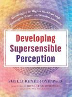 Developing Supersensible Perception