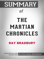Summary of The Martian Chronicles