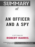 Summary of An Officer and a Spy