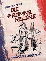 Wilhelm Busch Die fromme Helene