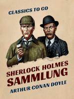 Sherlock Holmes Sammlung