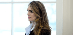 Hope Hicks Defends Use Of Democrats' Hacked Emails, New Transcript Shows