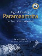 Sage Mukundraj's Paramaamrita