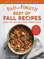 Fix-It and Forget-It Best of Fall Recipes