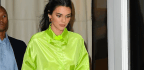 Kendall Jenner's Clear Cinderella Heels Have Me Believing Fairy Tales ARE Real