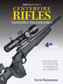 Gun Digest Book of Centerfire Rifles Assembly/Disassembly, 4th Ed.